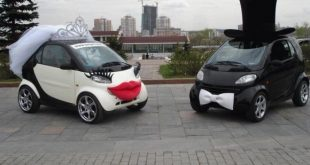 سيارات مزينة للاعراس