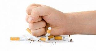 موضوع حول التدخين