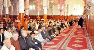 صور وقت صلاة العيد في الجزائر