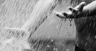 دعاء سقوط الامطار