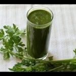 فوائد عصير البقدونس للتخسيس , وداعى دهون جسمك باستخدام البقدونس