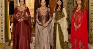 صور لبس حريم السلطان