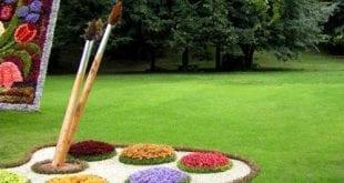 صورة اجمل حدائق