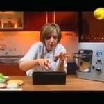 خبز البانيني حورية المطبخ