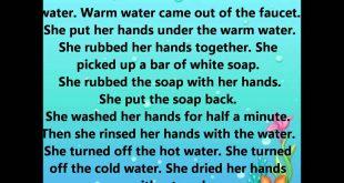 صورة قصة بالانجليزي قصيرة جدا مترجمة
