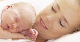 بعد الولادة الدورة الشهرية