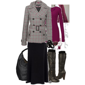 ملابس الشتاء للمحجبات