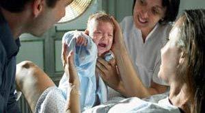 صوره لحظة ولادة المراة