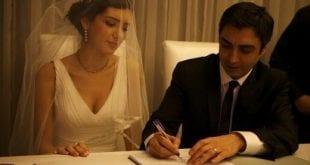 زوجة مراد علمدار الحقيقية