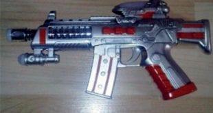 صوره مسدس الاطفال