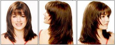 كيفية قص الشعر مدرج بالصور