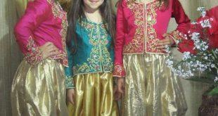 صور ملابس جزائرية تقليدية