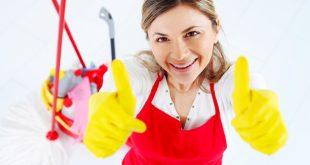 طريقة تنظيف المنزل قبل العيد