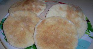 طريقة عمل الخبز العربي