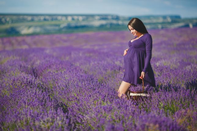 صور صبغ الشعر اثناء الحمل