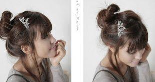 قصات شعر بنات كيوت