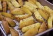 صور البطاطس في الفرن