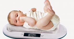 صور وزن الرضيع في الشهر الثامن