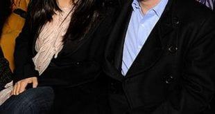 صورة سلمى الحايك وزوجها