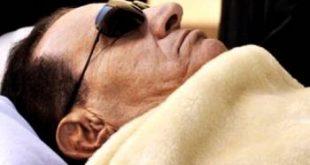 صور وفاة مبارك