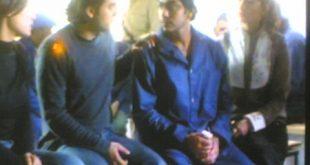 تامر حسني وهو في السجن