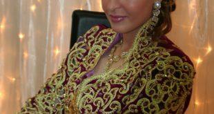 صوره لباس تقليدي جزائري عصري