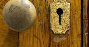 مقبض الباب