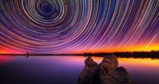 صوره النجوم المتحركة في السماء