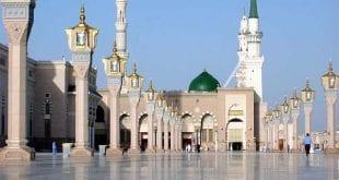 صوره اجمل الصور للمسجد النبوي
