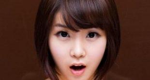 قصات شعر الممثلات الكوريات
