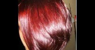 الحنة لصبغ الشعر