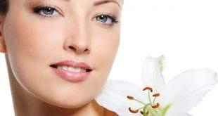 صورة وصفة طبيعية لتبييض الوجه