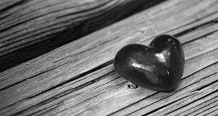صوره قلوب سوداء