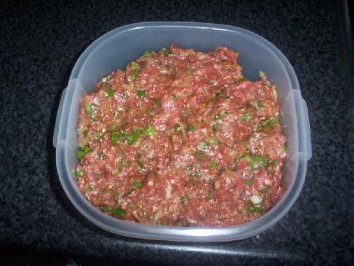 صورة طريقة اللحم المفروم , هقولك على خلطة اللحم المفروم اللذيذة