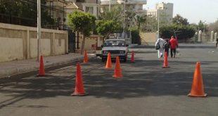 صورة اختبار القيادة المرور
