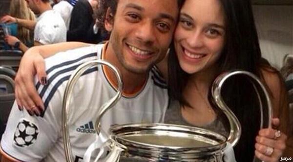بالصور زوجات لاعبين ريال مدريد 9419 3