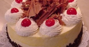 كيفية عمل الكيكة
