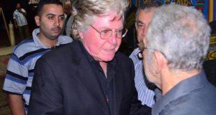 صوره عزاء المخرج سعيد مرزوق