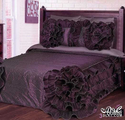 صوره مفارش السرير للعرائس