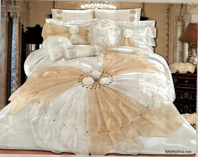 بالصور مفارش السرير للعرائس 9804 2