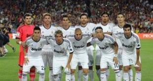صورة لاعبين مدريد