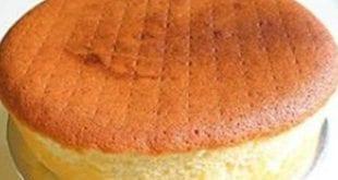 مقادير الكيكة البسيطة