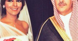 صور ميساء العمودي وزوجها