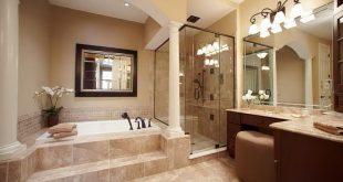 تصاميم حمامات
