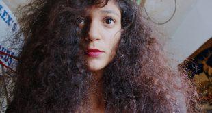 صور خلطة لفرد الشعر المموج