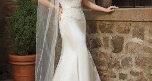بالصور فساتين زفاف امريكيه almastba.com 1390095781 639 310x165