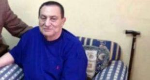 صورة وفاة الرئيس محمد حسني مبارك