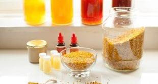 صور فوائد حبوب لقاح النحل , تخلصى من الحساسيه بحبوب لقاح النحل