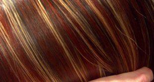 طرق تلوين الشعر