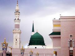 الاماكن المقدسة في المدينة المنورة